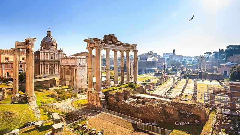 Les différents jeux dans la Rome antique